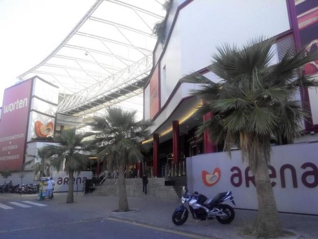 Centro Comercial Arena, Valencia