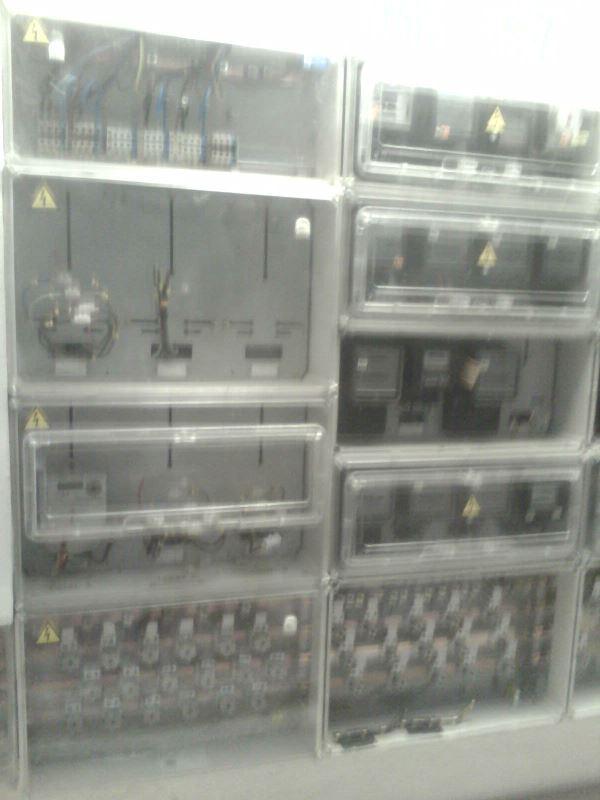 Módulos contadores eléctricos